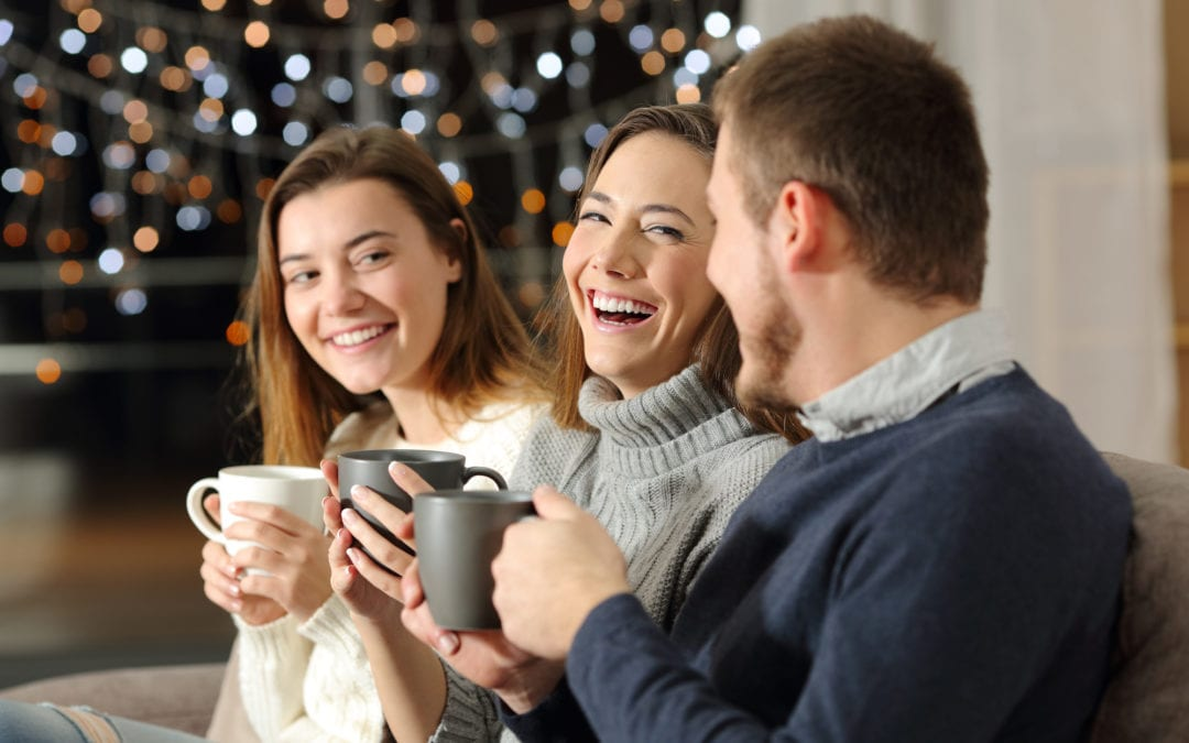 5 Ways Your Friends Can Help With Your Hearing This Holiday Season
