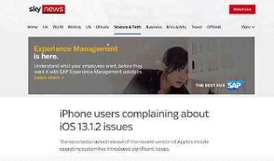 iPhone ReSound update