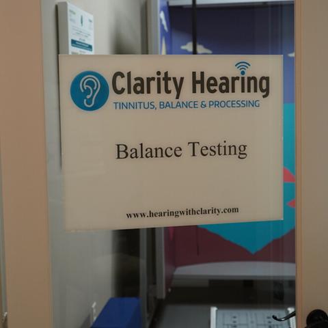 clarity hearing clinic