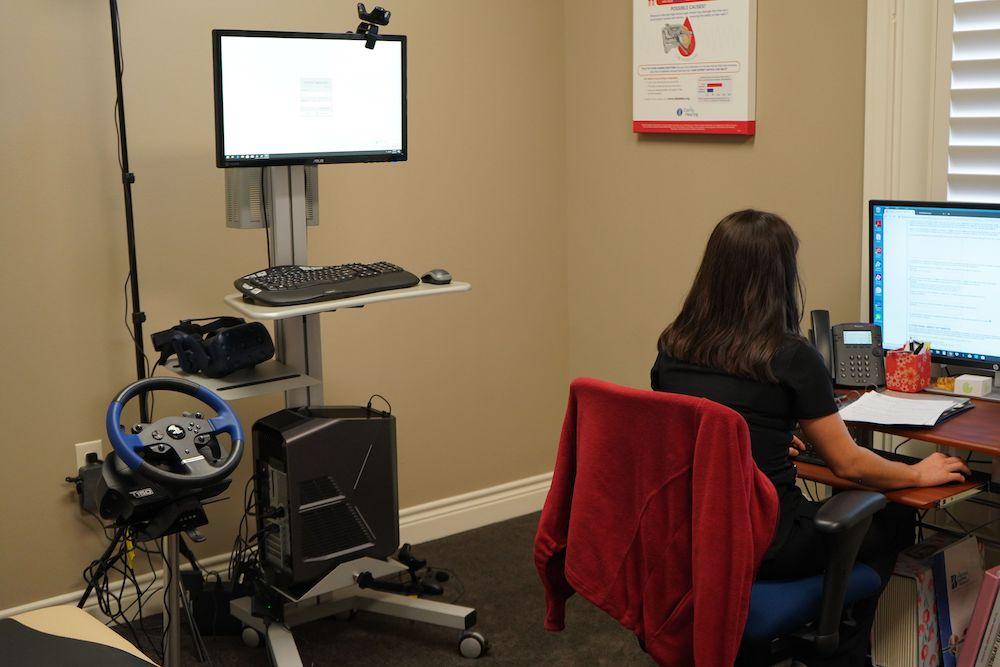 Clarity Hearing testing