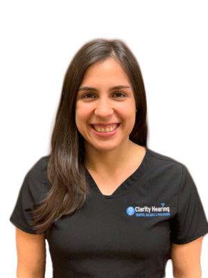 Dominique Olivarez, Au.D. Doctor of Audiology